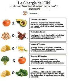 Abbinamenti salutari