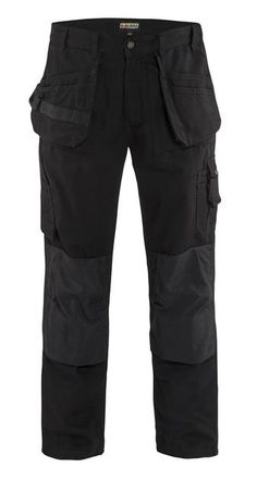 Blaklader Black Bantam Work Pants with Utility Pockets 1630. Munkaruha ... 29b464711a