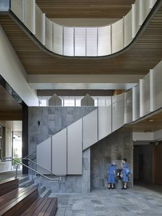 Mary Place, All Hallows' School / Wilson Architects