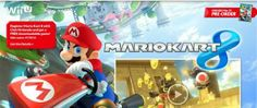 Mario Kart 8 to Launch on May 30 for $59.99