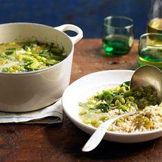 Vegetarian Green Chili