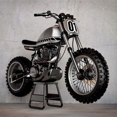 Scrambler Built : Photo