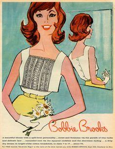 bobbie_brooks_blouse_1960