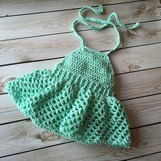 Ravelry: Tessa Skirted Diaper Cover or Romper pattern by Crochet by Jennifer Crochet Headband Free, Crochet Romper, Baby Girl Crochet, Crochet Baby Clothes, Crochet For Kids, Knit Crochet, Headband Baby, Booties Crochet, Crochet Tank