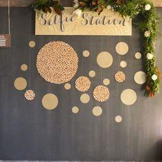 DIY Photo Booth   Wedding Ideas   Ma Maison Blog