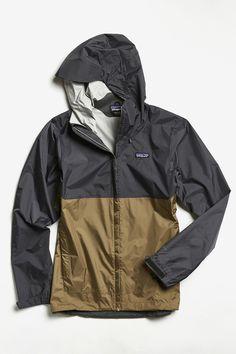 8c50c49fdf1688 Patagonia Torrentshell Colorblock Full Zip Jacket
