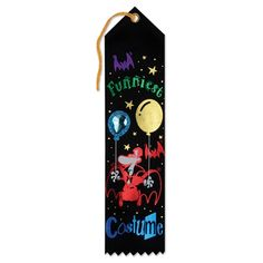 Give out ribbons to the contest winner! #partycheap #Halloween #cheap