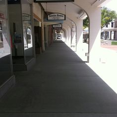 "Downtown Atchison, KS ""The Mall"" and oh the happy memories I have of this place!"