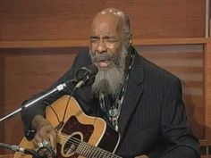 "▶ Richie Havens Sings ""The Key"" - YouTube"