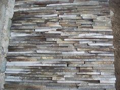muro piedra laja -