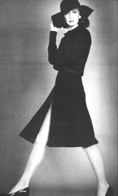 Karen Graham  Vogue