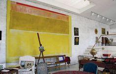 Rothko in the Virginia estate of Mrs. PAUL MELLON