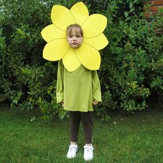 Sunflower Costume for Kids | Halloween Costumes | Spoonful