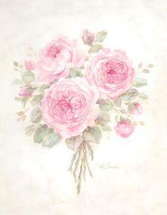 "Original Fine Art Canvas Glicee print ""Scent of a Rose""  by Debi Coules"