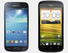 Samsung Galaxy S4 Mini vs HTC One S #Smartphone #Vergelijken