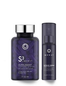 Power Boost System! Trying to grow new hair, improve the hair you're growing and get rid of all the yuck on your current hair-do? These 2 are a MUST!