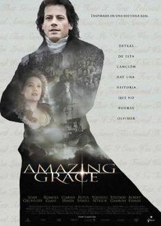 Amazon.com: Amazing Grace Poster Movie Spanish 11x17 Ioan Gruffudd Romola Garai Benedict Cumberbatch: Home & Kitchen