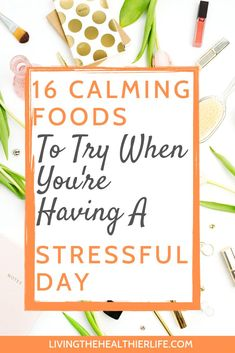 These 16 everyday superfoods can help reduce anxiety, stress and have the ability to help you feel calmer and more relaxed Anxiety Tips, Social Anxiety, Stress And Anxiety, Deep Breathing Exercises, Yoga Breathing, Morning Thoughts, Morning Ritual, Negative Thoughts, As You Like