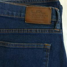 Ralph Lauren classic bootcut jean Excellent condition! Dark wash. Inseam approx 29 inches.  Bundle for best deals!! Lots of items available starting at $5!!! Ralph Lauren Jeans Boot Cut