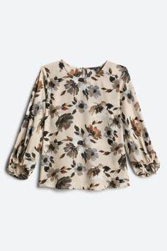 Personal Stylist, Stitch Fix, Floral Tops, Stylists, Blouse, Crew Neck, Women, Fashion, Moda
