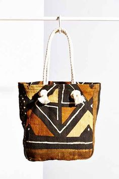 Osei Duro Canvas Rope Tote Bag - Urban Outfitters