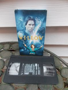 Vintage Willow VHS Movie Fantasty by PfantasticPfindsToo on Etsy, $5.99