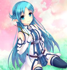 Anime Love #Asuna