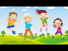 Children's Exercise Hopping on One Leg Video | Cullen's Abc's    www.cullensabcs.com