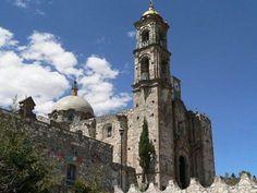 Iglesia de San Juan Totolac Tlaxcala