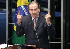 Sentindo o baque das derrotas, Aloysio Nunes volta espumar seu ódio