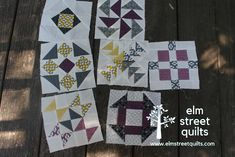 quilters planner   QP QAL   elmstreetquilts