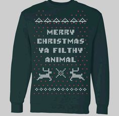 Awesome Home Alone Christmas sweater