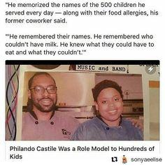 #Repost @sonyaeelise  #PhilandoCastile