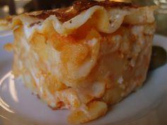 Krumplistészta újragondolva – avagy a fantasztikus krumplis lasagne   Praktikák sok gyerekhez