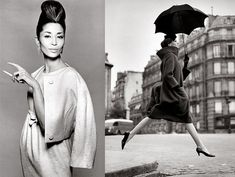 The photographs have a reality for me that the people don't. Happy Birthday, Richard Avedon!