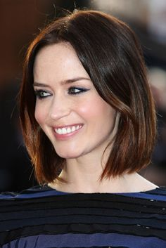 New Celebrity 'Do Inspo! 19 Blunt Cuts to Copy | Brit + Co