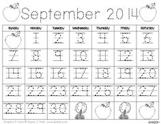 Monthly Calendar Templates {free download!}Scroll to bottom of post for the free download.