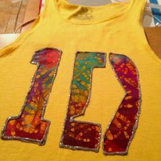 One direction DIY tshirt!