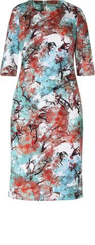 CADADIA Jurk Ganey Dress Print  www.lesjalerie.nl  Le Sjalerie Mode & Accessoires  Kerkbuurt 77 3361BD Sliedrecht