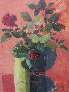 En 1985 se graduó en  la Slade School  of Art de Londres y al poco tiempo ganó una beca europea para pintar en el suroeste de Franc...
