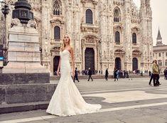 Eddy K 2017 Wedding Dresses – Milano Bridal Collection Fresh and Modern