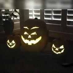Halloween Sounds, Holidays Halloween, Spooky Halloween, Halloween Pumpkins, Halloween Crafts, Halloween Stuff, Halloween Music, Holiday Crafts, Holiday Fun