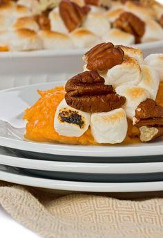 The perfect Sweet Potato and Marshmallow Casserole!