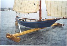 Ijsschuit Ge Been Year Built: 1998