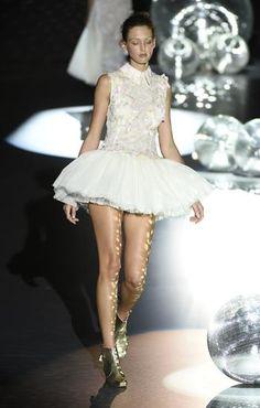 Serena Whitehaven - Mercedes-Benz Fashion Week