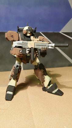 RGM 96X Jesta Custom Desert ops