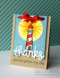 Lighthouse Thanks | by Elle Lindgren