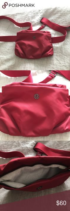 Lululemon yoga accessory Brand new. Never used. Great use for your yoga mat. The extra bag holds keys and credit cards. lululemon athletica Other