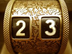 23 I was born on the 23rd of February, My full name consists of 23 letters, so my lucky number's 21..I jest, I jest it's 23