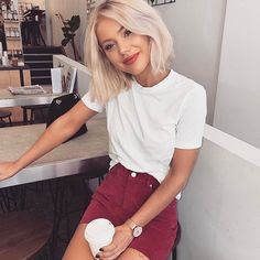 •Pinterest : @vandanabadlani• Fashion, image, outfit, street style, hipster, teen, body goals, Pretty Beauty, girl, girly, hair, makeup, love, icon, eyelash, brows, hairstyle, nails, fashion, style, girl inspiration, gorgeous people, image, cute, lush, life Bff goals, best friend, girl friends, travel, love, image, cute, lush, life, Laura Jade Stone